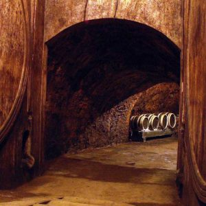Ján Rosenberger Najväčšia vínna pivnica v Pukanci